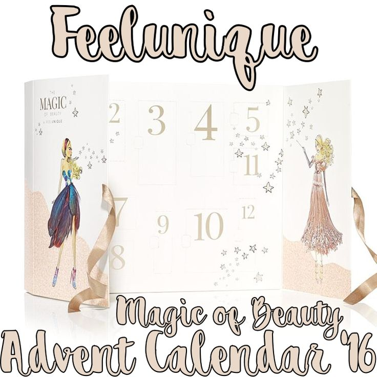Here are the contents of the Feelunique Magic of Beauty Advent Calendar for 2016.