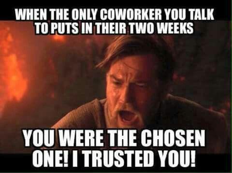 Coworker Leaving Meme