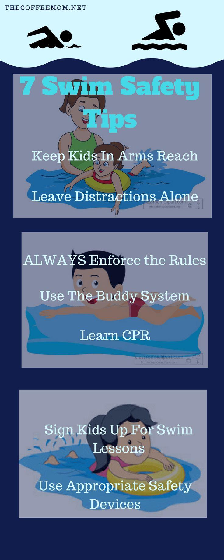 7 Swim Safety Tips