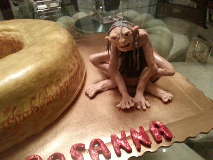 Gollum: Il Signore degli anelli