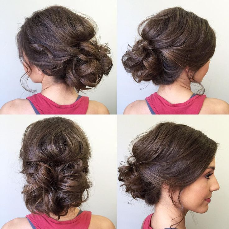 """Updo love  #sunkissedandmadeup #updo #bridalhair #bridesmaidhair #texaswedding #texashair #brunette #iphoneography"""
