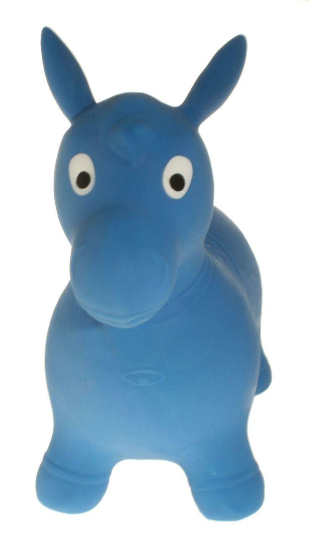 Ballon Cheval bleu
