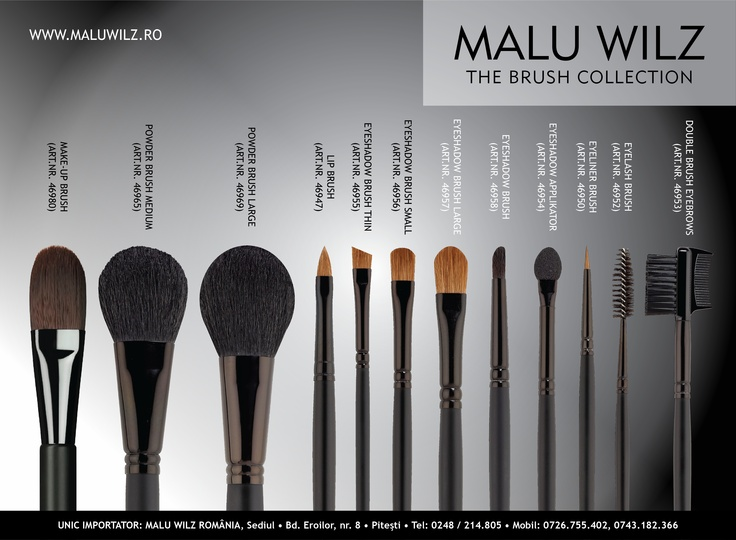MALU WILZ Products are manufactured in Germany!