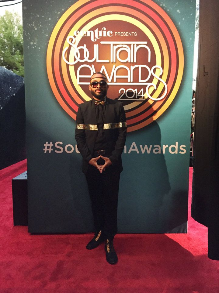 "Machel Montano Premieres ""Pop Ah Bottle"" And Talks Winning At The Soul Train Awards"