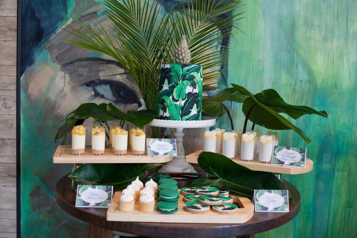 Going Bananas: Tropical Party Theme Inspiration