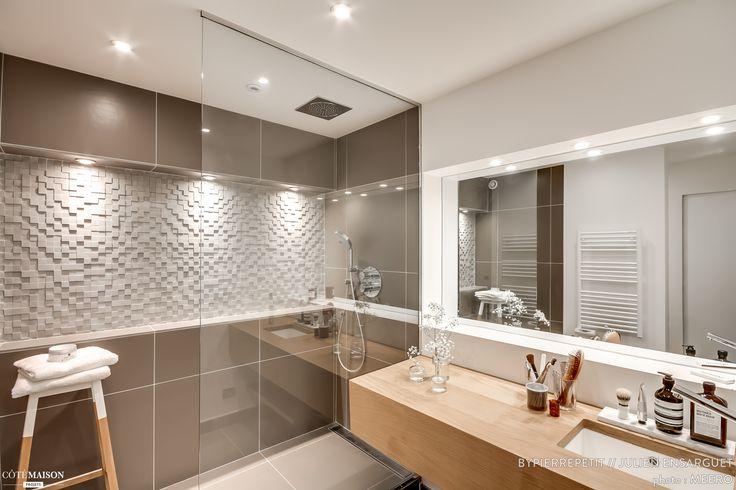 1000 id es sur le th me niche de douche sur pinterest for Architecte d interieur le mans