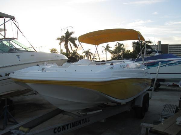 Used 2011 Hurricane 187 Sun Deck, Pompano Beach, Fl - 33062 - BoatTrader.com