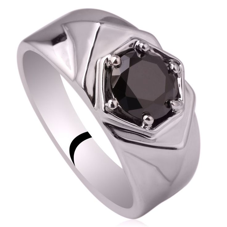 Mix Order 5 Pieces Lots 925 Sterling Silver Rings Rhodium Plated Black Onyx Can Engrave Words Wedding Band Ring For Men