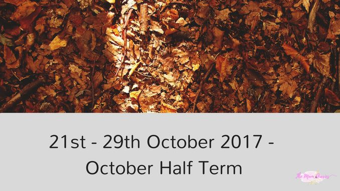 October Half Term - 21st - 29th October 2017 ⋆ || There are lots happening in and around Peterborough this October Half Term. Like usual I have listed them all below for you to take a look at and to start planning your holidays! I would… View Post https://themumdiaries.co.uk/whats-on/october-half-term-2017/?utm_campaign=crowdfire&utm_content=crowdfire&utm_medium=social&utm_source=pinterest