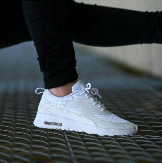 Nike Air max Thea , All White