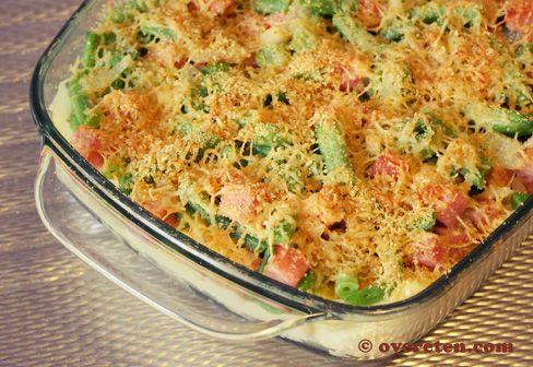 Vandaag het recept van een heerlijke ovenschotel, die ook nog eens makkelijk voor te bereiden is. Ik vond het recept op de website van Brenda Kookt (aanrader, hier staan leuke recepten op!), en sin...