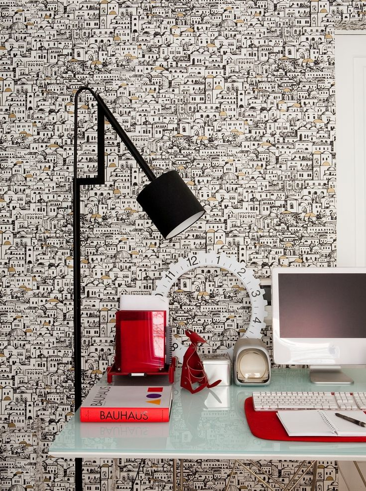 How to make your home office fun and functional Generation Store #definingyourspace