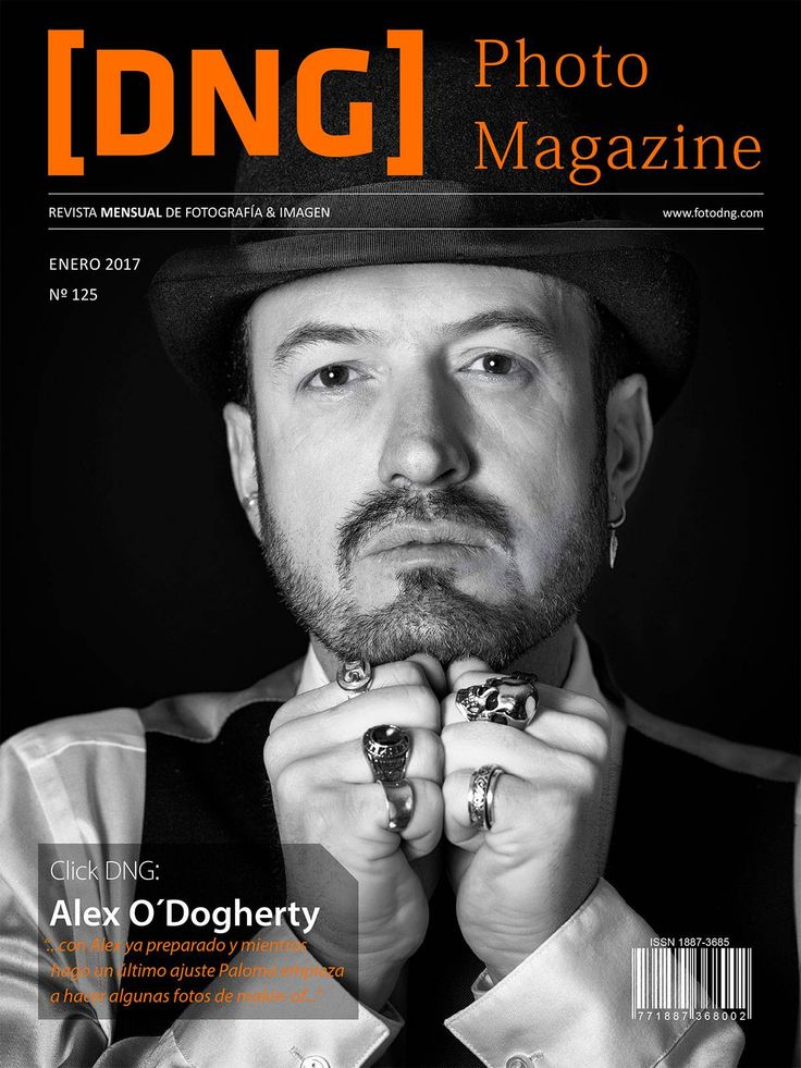 DNG Photo Magazine Nº 125, Enero 2017 disponible para descarga
