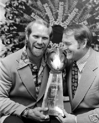 Bradshaw and Noll.  They didn't always get along, but they certainly had their moments.