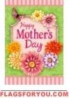 Happy Mother's Day Garden Flag