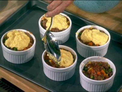 Get Rudolph Pie (Christmas Shepherd's Pie) Recipe from Food Network