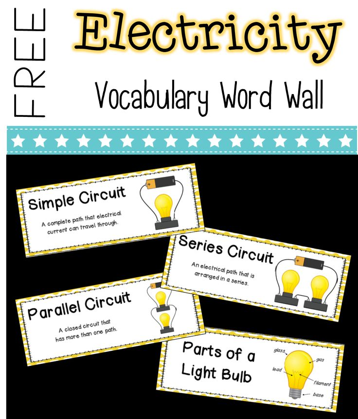 Give your students a visual reference by adding these FREE Circuits and…