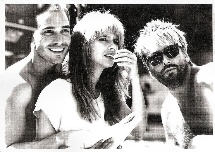 https://flic.kr/p/CP1DEc | Jean-Marc Barr, Rosanna Arquette and Luc Besson at the set of Le Grand Bleu (1988) | French postcard by Especially for you, Ref. 30. Photo: publicity still for Le Grand Bleu (Luc Besson, 1988). Jean-Marc Barr, Rosanna Arquette and Luc Besson at the set.  Attractive French-American actor Jean-Marc Barr (1960) is best known for his roles for Lars von Trier in Europa/Zentropa (1991), Breaking the Waves (1996) and Dogville (2003).