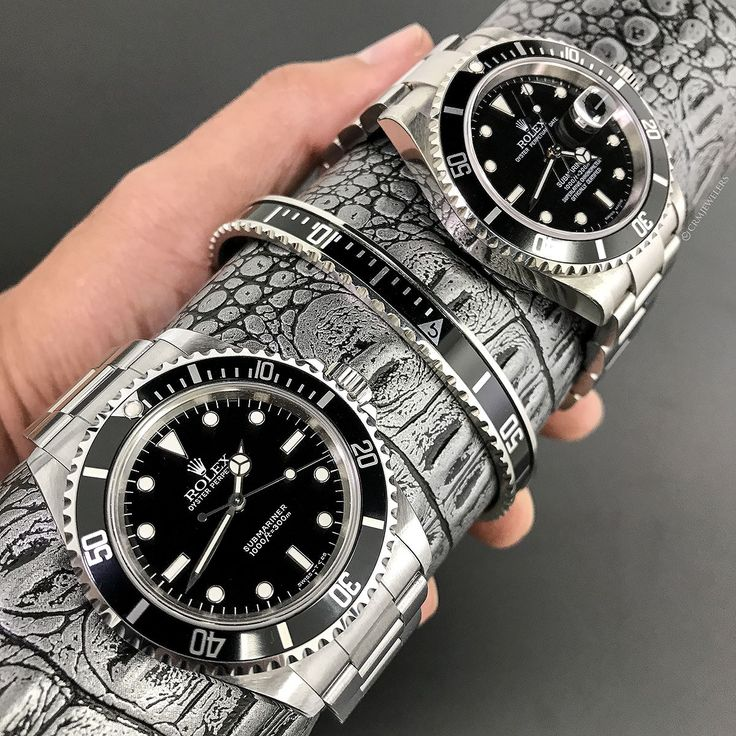 Rolex Submariner No Date Vs Date