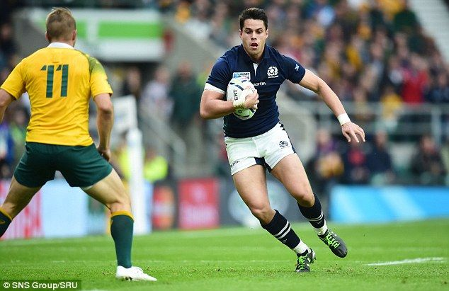 Image result for Sean Maitland saracens