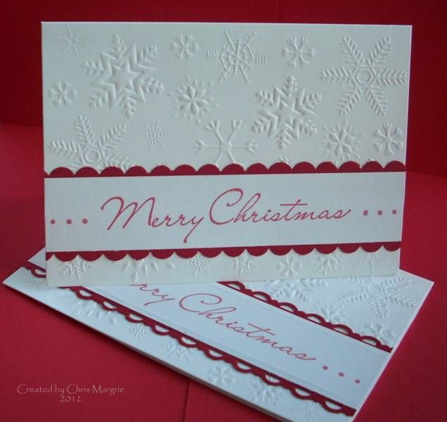 March   Merry Christmas By Ceedee   Cards And Paper Crafts At  Splitcoaststampers Grandchildren / Non Religious