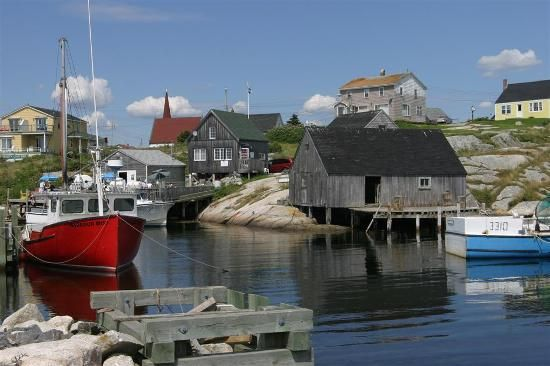 17 best images about favorite places spaces on pinterest for Nova scotia fishing