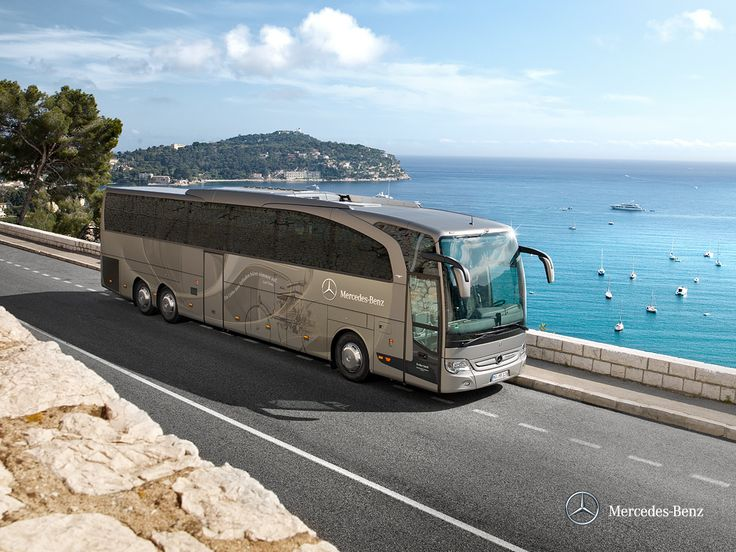 Mercedes benz travego edition imagine owning one of for Mercedes benz coach bus