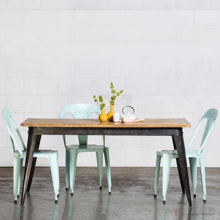 zizo - Retro Dining Table $839