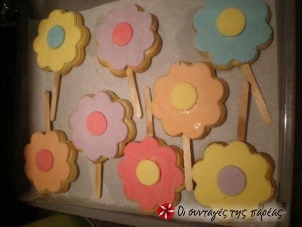 Μπισκότα σαμπλέ #sintagespareas