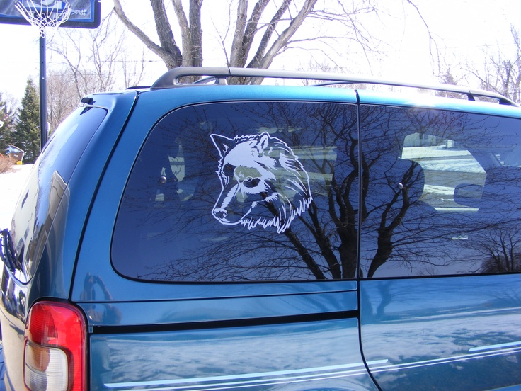 Best Customer Photos Images On Pinterest Bumper Stickers For - Car window decals custom made