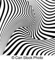 driehoek, Ontwerp, achtergrond, monochroom, Illusie, beweging