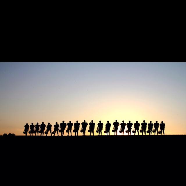 Football Team Pic