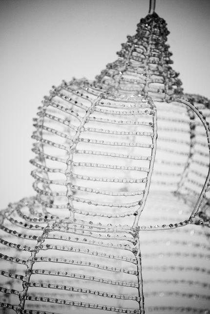 Glasskulptur by Susanne Allberg