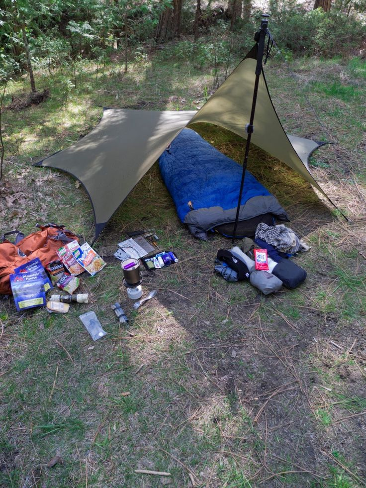 How To Achieve Ultralight Backpacking Status GearBackpacking Sleeping BagUltralight