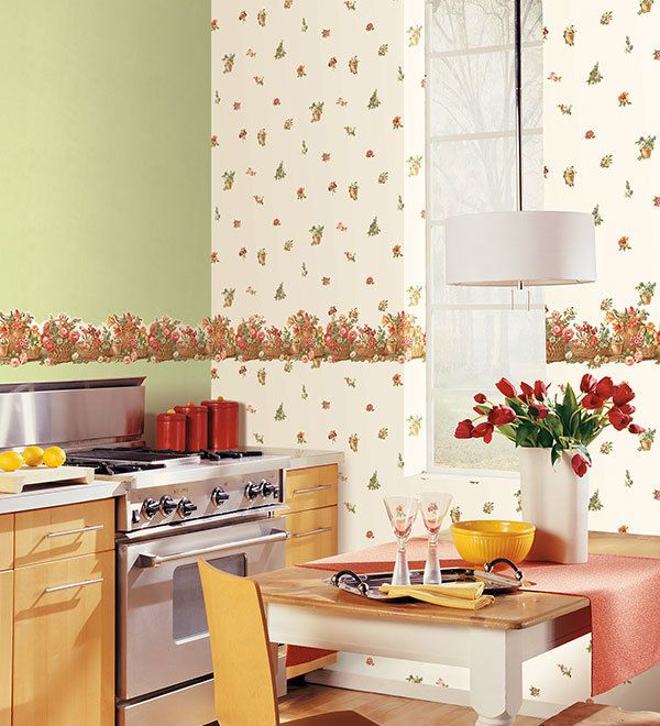 Pin On Fresh Kitchens Wallpaper From Norwall