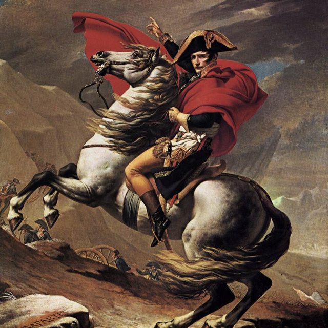 Napoleon Bonaparte (15 August 1769 – 5 May 1821) was a French military and political leader during the latter stages of the French Revolution.    As Napoleon I, he was Emperor of the French from 1804 to 1815. His legal reform, the Napoleonic Code, has been a major influence on many civil law jurisdictions worldwide, but he is best remembered for his role in the wars led against France by a series of coalitions, the so-called Napoleonic Wars.