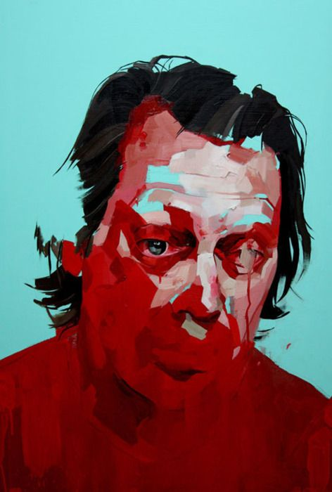Benjamin Cohen - The colours are addictive but also frightening and thrilling.