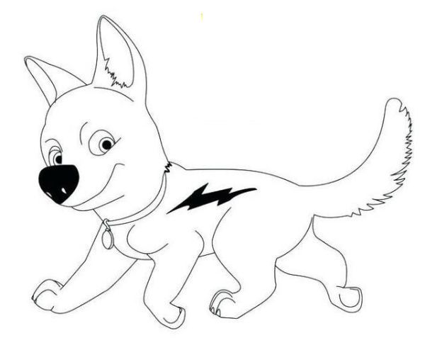 Free Bolt Movie Coloring Pages Printable Free Coloring Sheets Bolt Disney Disney Coloring Pages Walt Disney Animation Studios