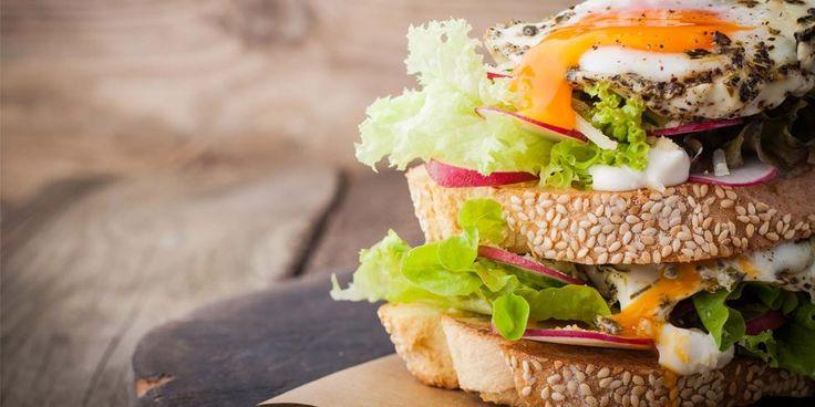 5 ricette di panini con insalata di pollo