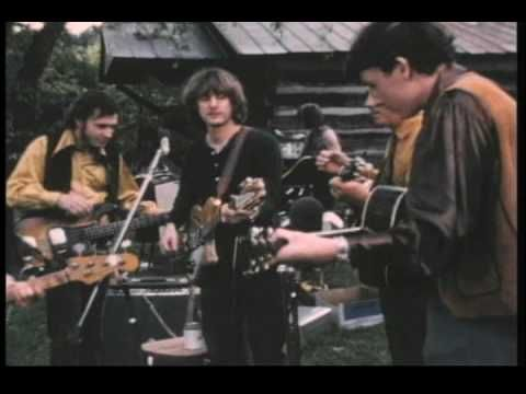 The late, great Earl Scruggs, the Byrds and oohh that banjo!