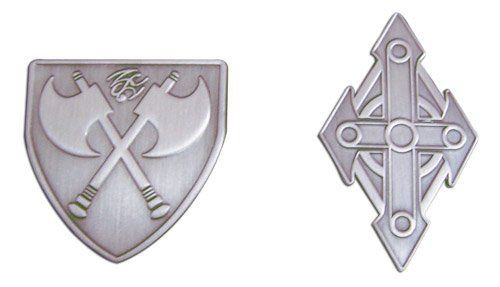 Mar: Crossguard & Ruberia Pin Set GE7419 by Great Eastern. $7.34. Mar: Crossguard & Ruberia Pin Set GE7419