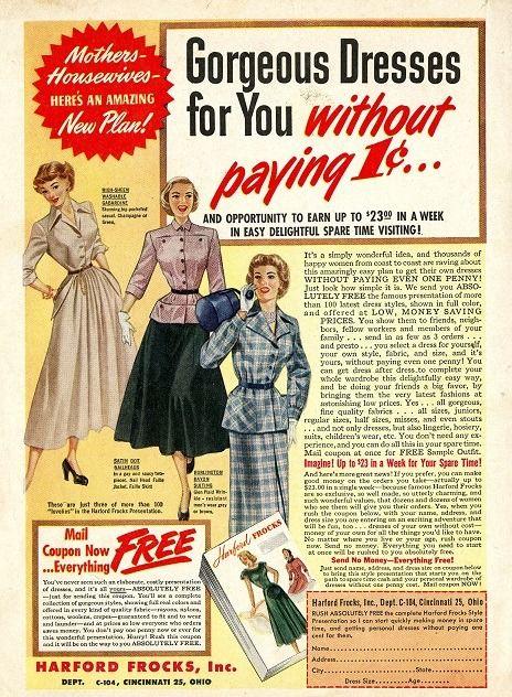 d2bc703c Vintage Pattern Warehouse | Fashion & Fabricate | Vintage patterns ...