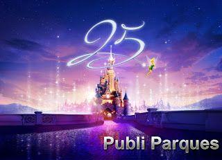 Ofertas mágicas de Disneyland París del 18 dde abril al 18 de mayo de 2017
