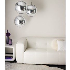 46 best inspiration mirror ball images on pinterest mirror ball mirror ball silver pendant light by tom dixon mozeypictures Choice Image