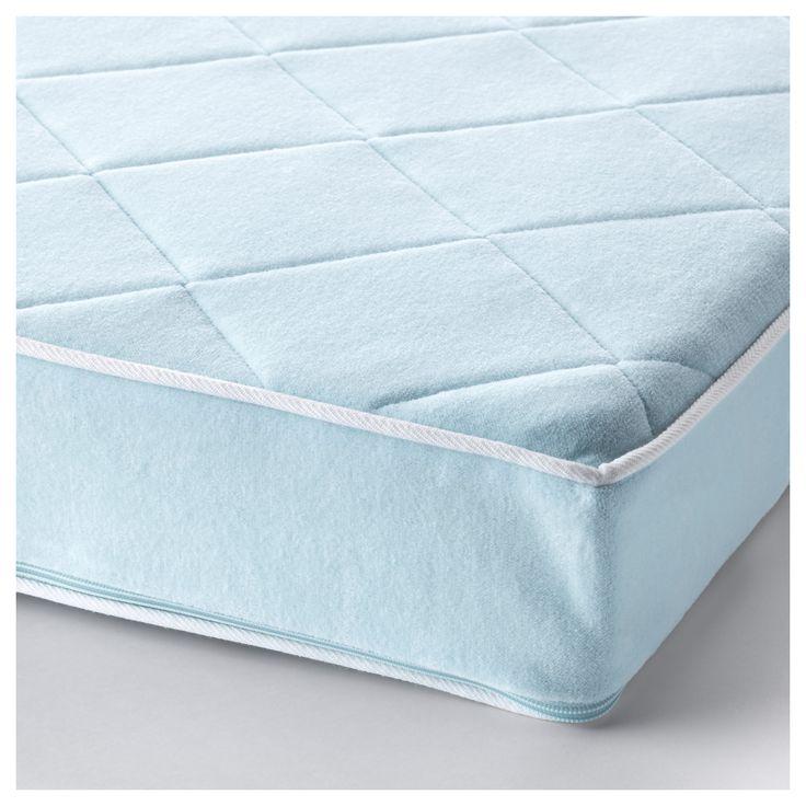 IKEA - VYSSA VACKERT Mattress for extendable bed blue
