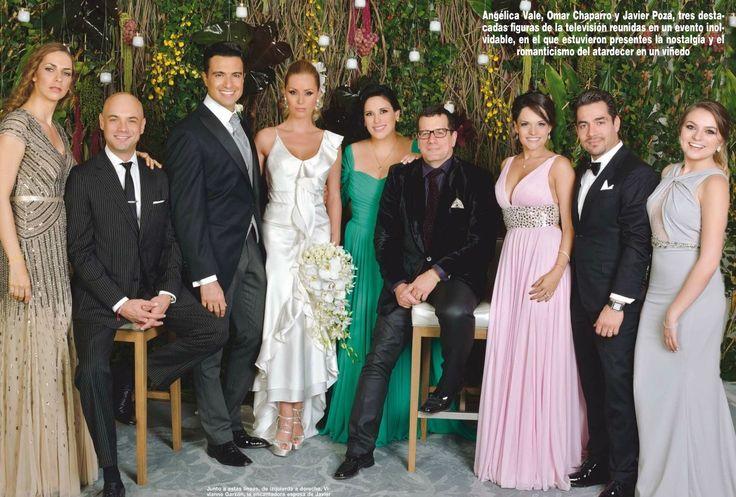 Jaime Camil & Heidi Balvanera - Hola Magazin Boda_13 #Hola ...