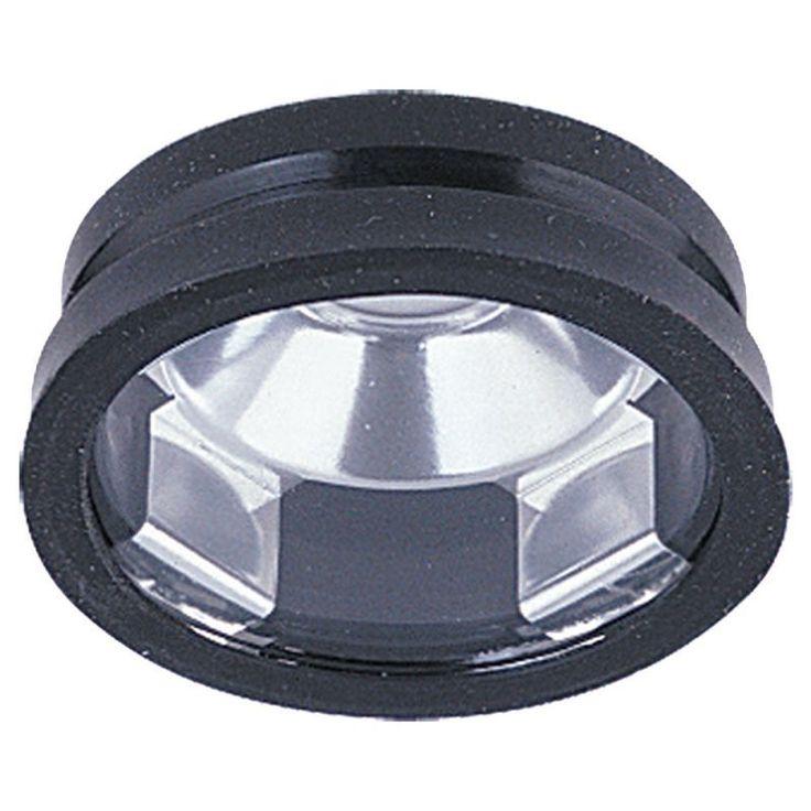 """Sea Gull Lighting 9357 Mini-Recessed Trims 2"""" Decorative Trim Black Recessed Lights Recessed Trims Decorative Trims"""