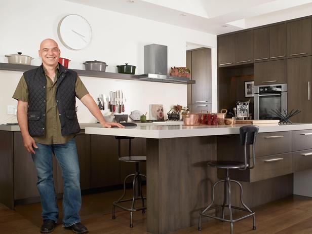 Tour Michael Symon S New York City Kitchen