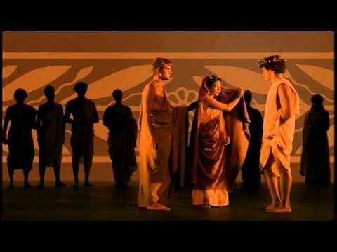 Everyday life in Ancient Greece. Museo de Arte Cicládico, Atenas. www.2mi3.com