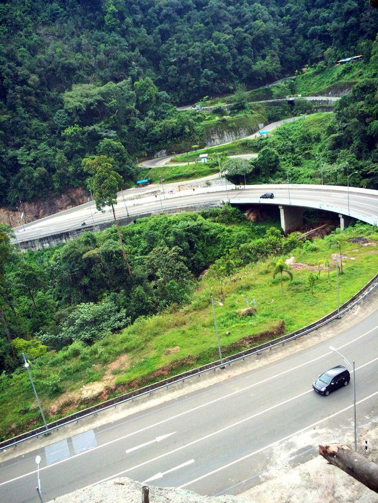 Jembatan kelok 9 - Sumatra Barat